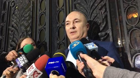 Codrin Ștefănescu: liderii actuali ai PSD nu sunt decât slugile sistemului