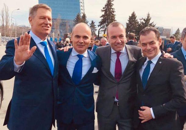 """Lanţul de iubire MERKEL – PUTIN: """"North Stream 2"""" se rupe la Bucureşti. Vezi ce a declarat succesorul lui Juncker!"""