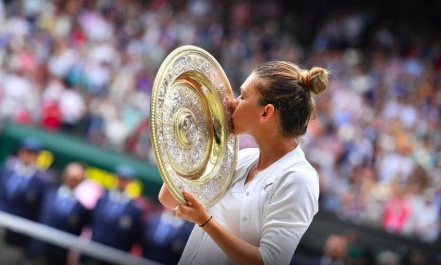 Simona HALEP intră în legenda tenisului mondial. CAMPIOANĂ LA WIMBLEDON 2019. A făcut istorie pentru ROMÂNIA