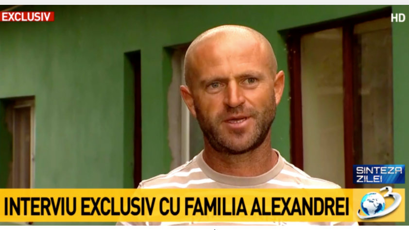 Tatăl ALEXANDREI crede că fiica lui trăieşte