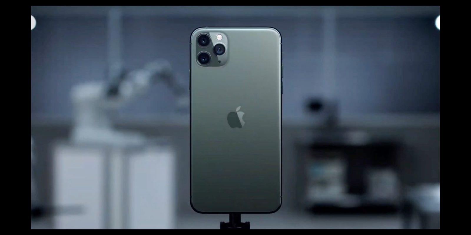 Noul IPHONE are trei camere foto principale şi un nou PROCESOR