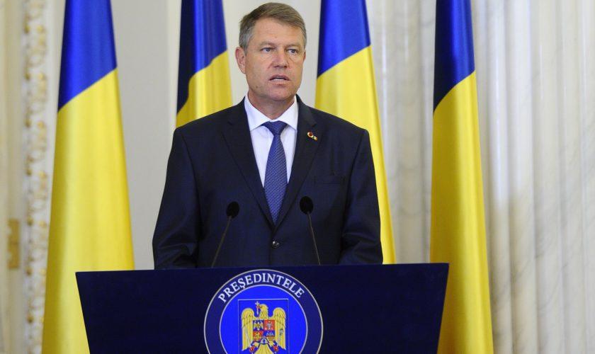 Preşedintele Klaus IOHANNIS a desemnat primul ministru
