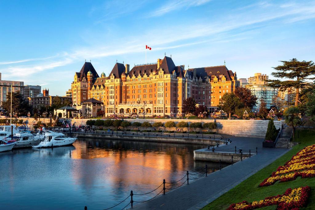 VICTORIA – posibila reşedinţa canadiană a cuplului Harry şi Meghan