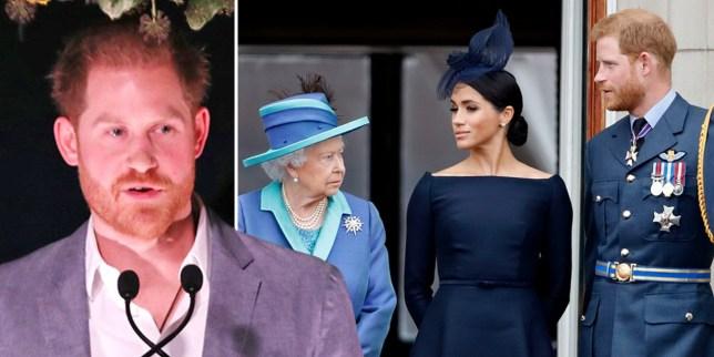 """Prințul Harry e supărat că nu s-a scos cu """"ieşeala"""" din Casa Regală"""