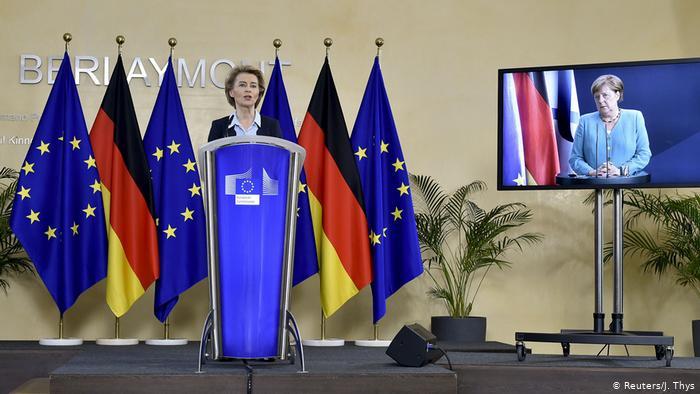Sondaj / Nemţii ne vor împrumutaţi de UE, nu subvenţionaţi, după criza coronavirus