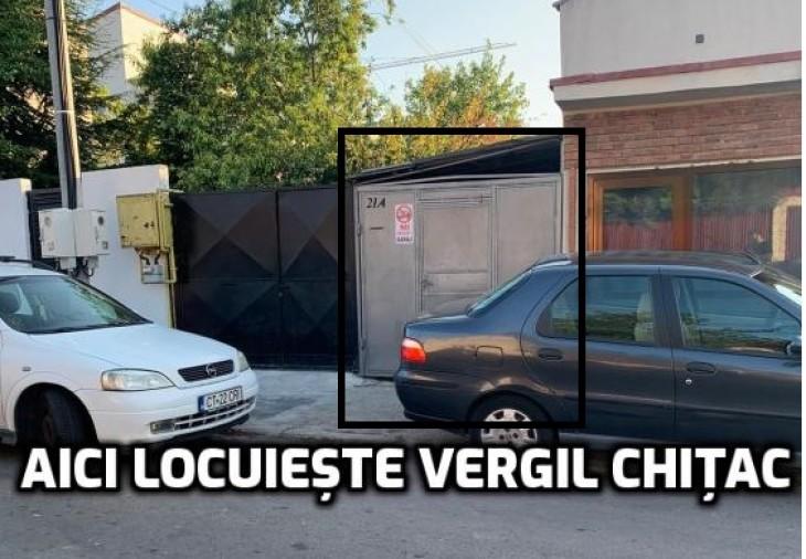 Dintr-un garaj, Vergil Chiţac vrea să conducă municipiul Constanţa