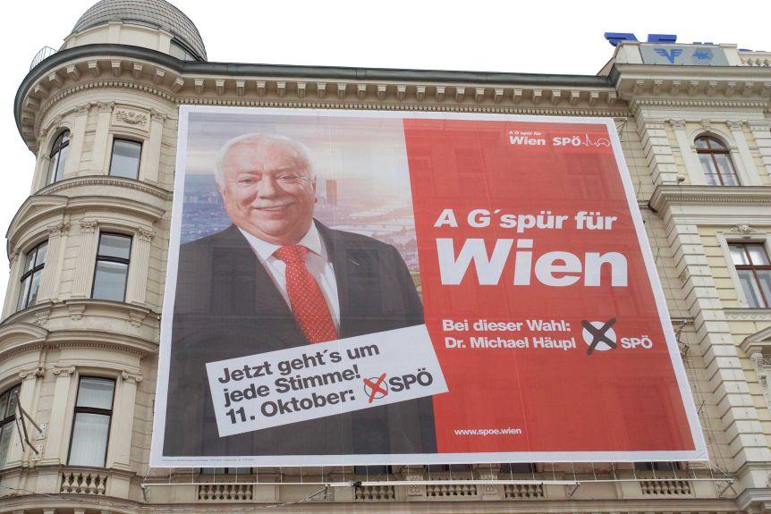 Viena rămâne roşie. Dreapta s-a prăbuşit în capitala Austriei