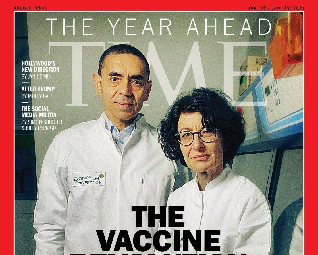Originea vaccinului anti-COVID al soților germani, de origine turcă