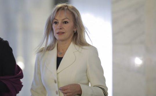 Blonda lui Boc, în topul salariilor nesimțite de la stat. Peste 10.000 de Euro/lună