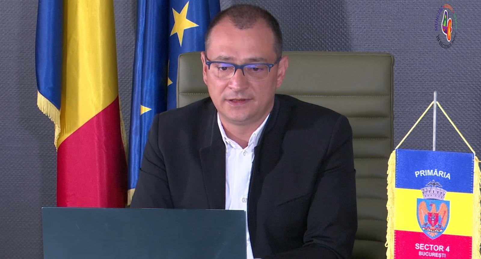 Primarul Daniel Băluță cere Bruxelles-ului să nu mai înființeze Superi Ligii de fotbal