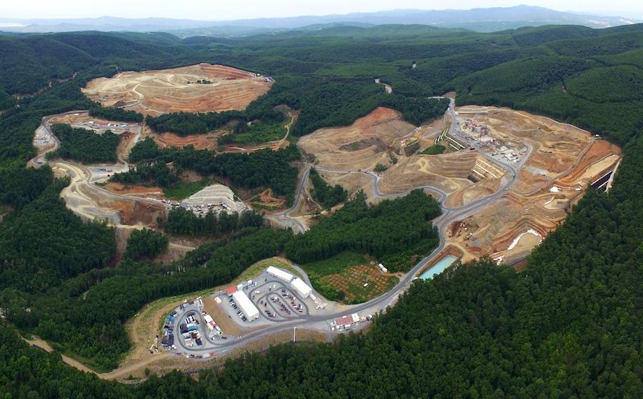 Guvernul de dreapta de la Atena a deschis trei mine de aur, zinc și cupru
